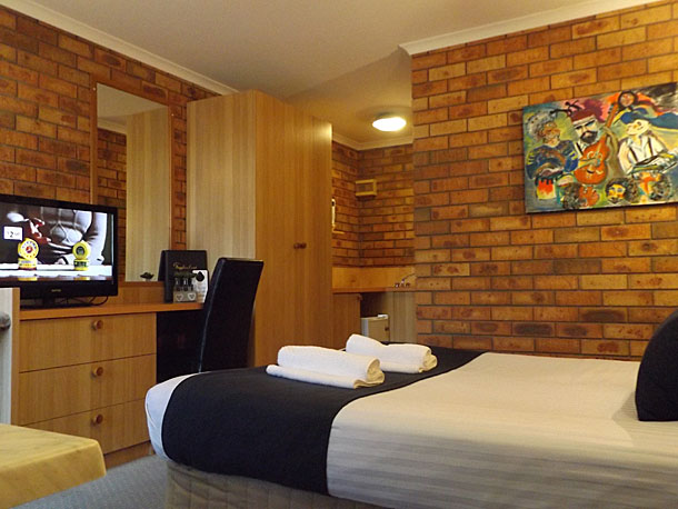 Merimbula Accommodation - Ocean View Motor Inn
